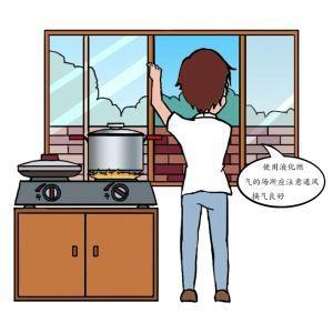 几招教你如何对待家庭燃气安全