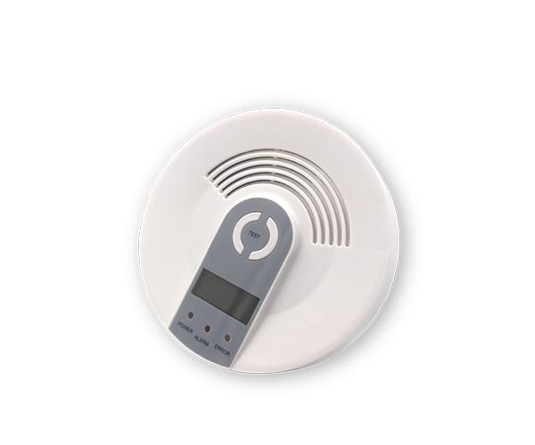 复合型一氧化碳烟感报警器