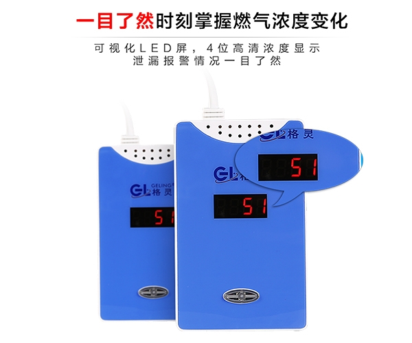 家用煤气报警器